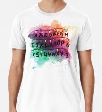Camiseta premium para hombre Cosas más extrañas