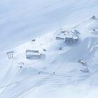 Ski Run ... Zugspitz Area by Angelika  Vogel