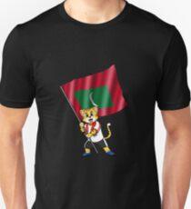 Maldives fan cat Unisex T-Shirt