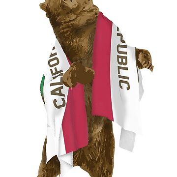 California Bear by nathancowle