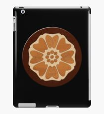 Order of the White Lotus iPad Case/Skin