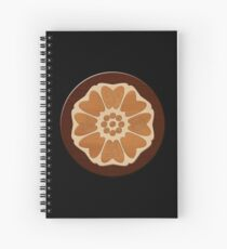 Order of the White Lotus Spiral Notebook