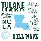 Tulane University by hcohen2000