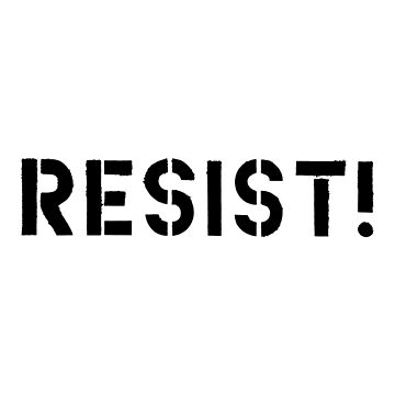RESIST! by ssan
