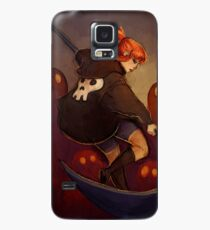 Reaper Girl Case/Skin for Samsung Galaxy