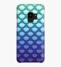 """The """"Now I'm a Mermaid!"""" Scallops Design Case/Skin for Samsung Galaxy"""