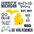 University of Michigan by hcohen2000