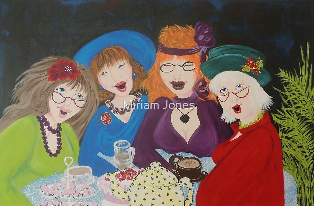""""""" The Sisters !"""" by Miriam Jones"""