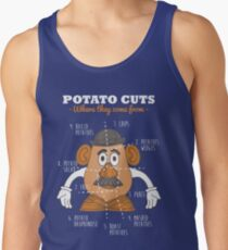 Potato Cuts Men's Tank Top