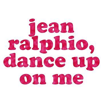 I HEART JEAN RALPHIO SAPERSTEIN by xanaduriffic