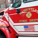 Nashville Fire Dept by Debbi Tannock