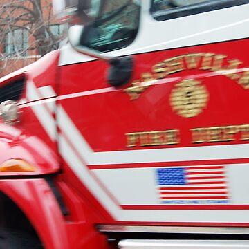 Nashville Fire Dept by djtannock