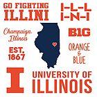University of Illinois by hcohen2000