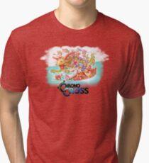 Chrono Cross: High Flying Fun Tri-blend T-Shirt