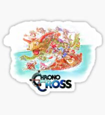Chrono Cross: High Flying Fun Sticker