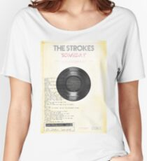 The Strokes: Someday Women's Relaxed Fit T-Shirt
