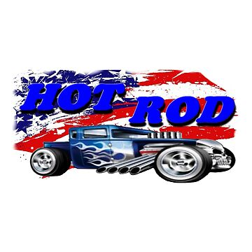 Hot Rod American by marcosprimar
