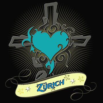 Zurich - Switzerland - Switzerland - Suisse by lemmy666
