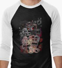 Binding of isaac fan art Men's Baseball ¾ T-Shirt