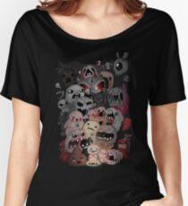 Binding of isaac fan art Women's Relaxed Fit T-Shirt