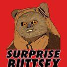 «Ewok Suprise Buttsex» de DanielDesigns