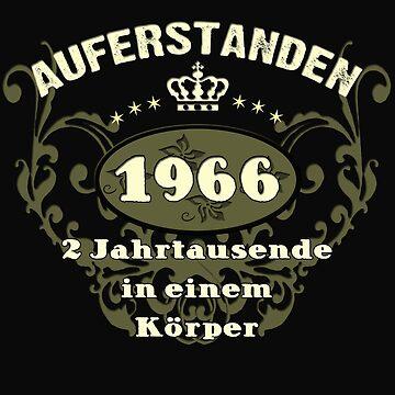 1966 / Birthday / Legend by lemmy666