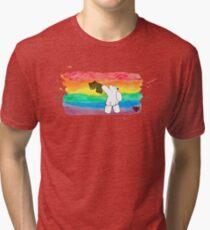 Bare Bum Bear - Schwuler Stolz Vintage T-Shirt