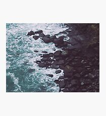 Ocean Rocks at the Old Head of Kinsale Photographic Print