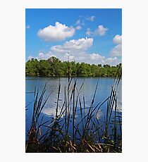Florida's Edge Photographic Print