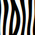 CMYK Zebra by AlexGDavis