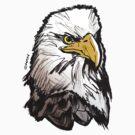 Eagles by sketchNkustom