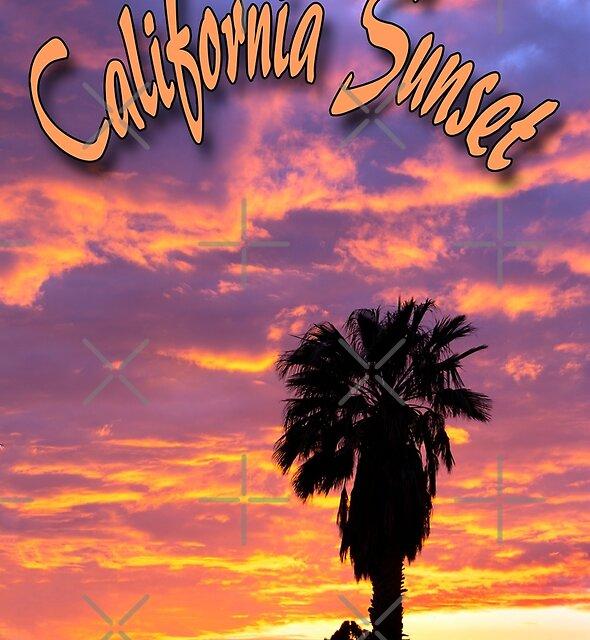 California Sunset by CarolM