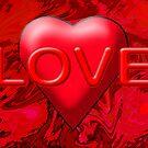 Love Heart by Orla Cahill