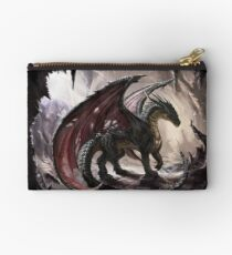 Dragon Zipper Pouch