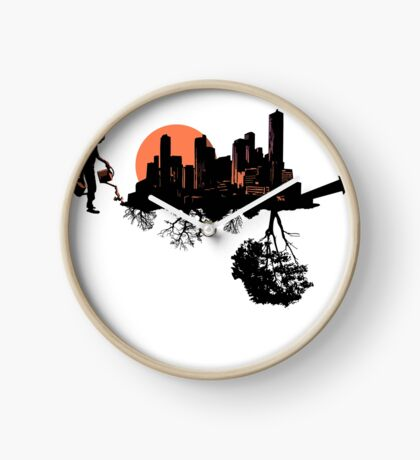 Society Growth Clock