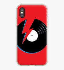 Ziggy Stardust Record iPhone Case