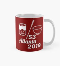 Soup Oar Bowl 53 Atlanta 2019 Classic Mug