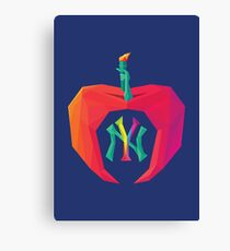 New York, The Big Apple Canvas Print