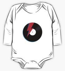 Ziggy Stardust Record One Piece - Long Sleeve