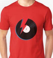 Camiseta ajustada Ziggy Stardust Record