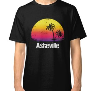 b858ae46644f Summer Vacation Asheville Shirts