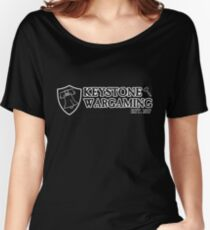 Keystone Wargaming Est. 2017 Relaxed Fit T-Shirt