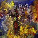 Holy Place is a Christian Abstract Art Painting by Darryl Green