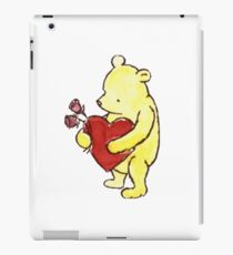 Winnie the Pooh Love iPad Case/Skin