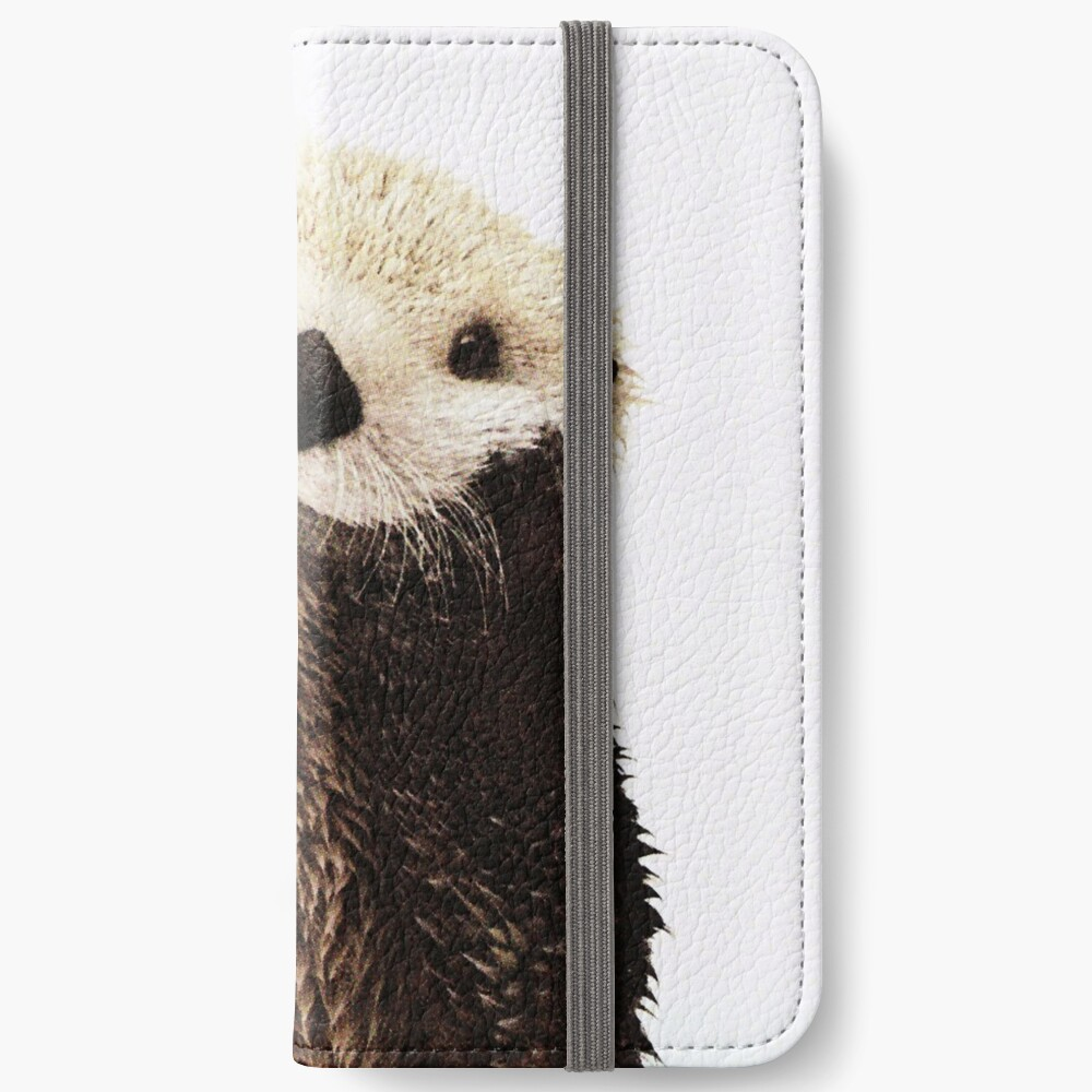 Otters Gonna Ott iPhone Wallet