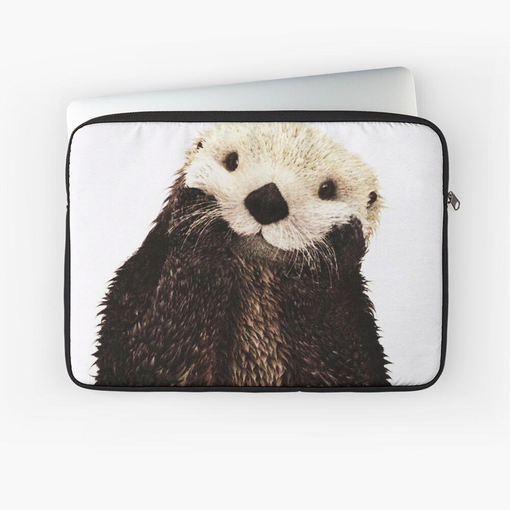 Otters Gonna Ott Laptop Sleeve