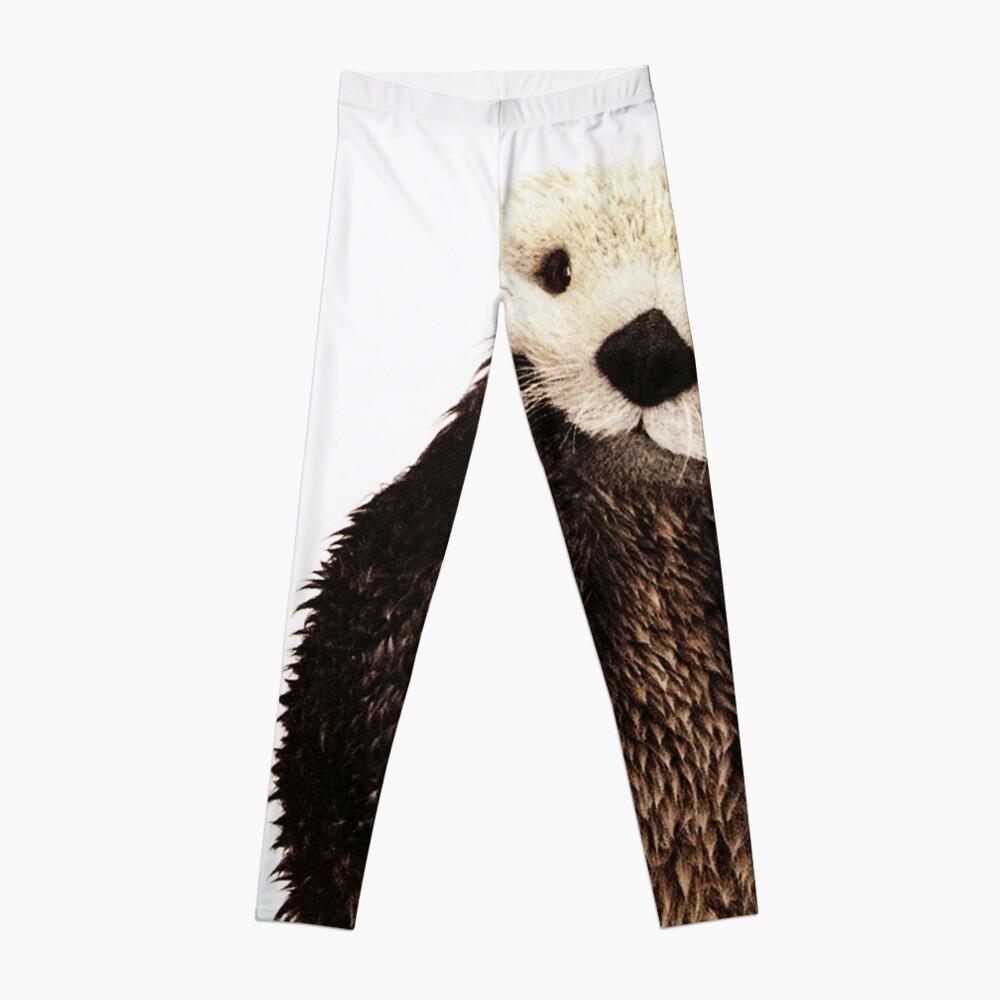 Otters Gonna Ott Leggings