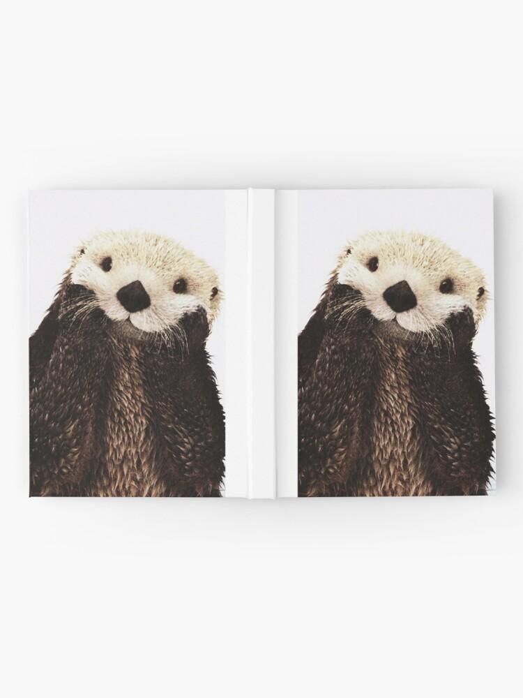 Alternate view of Otters Gonna Ott Hardcover Journal