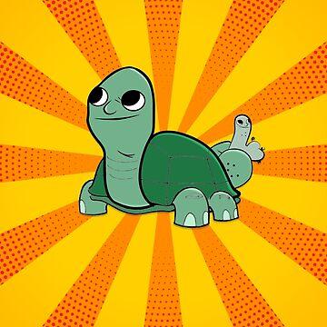 Turtle Squad - Sunburst by dreeft