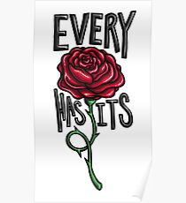 Every Rose Has Poster